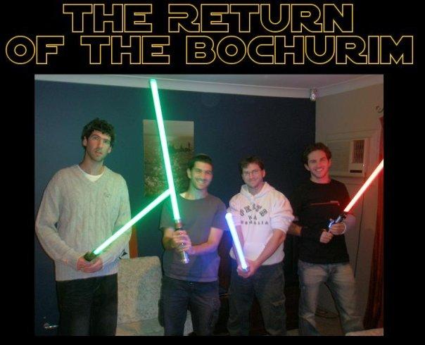 Return of the Bochurim